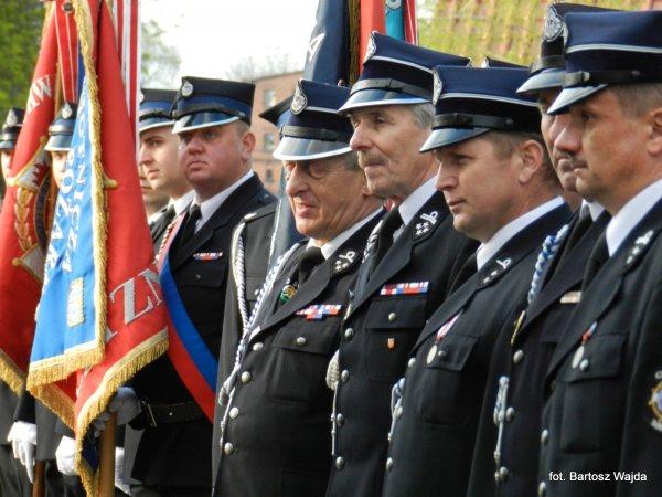 Święto strażaków wPapowie Biskupim