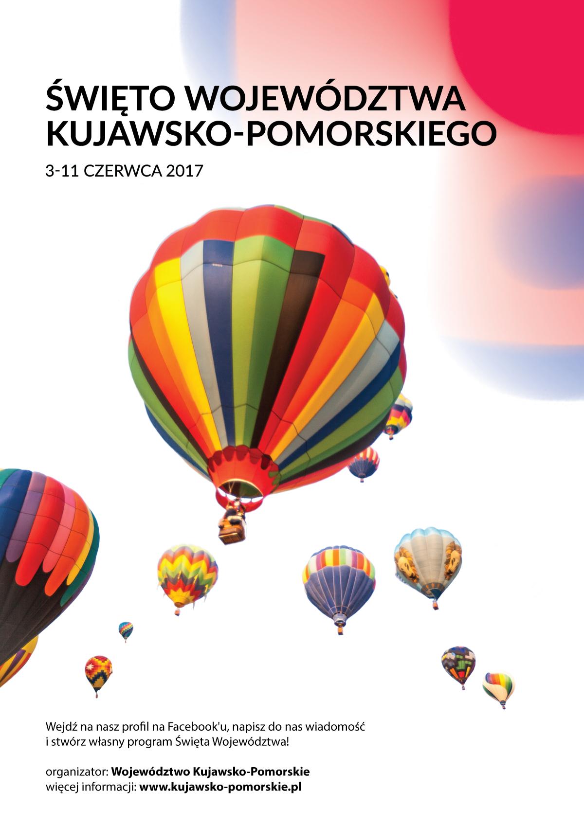 Święto Województwa Kujawsko-Pomorskiego 3-11 czerwca 2017